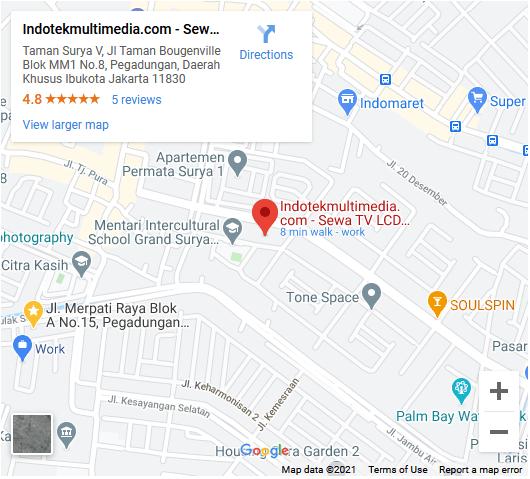Peta Indotekmultimedia.com