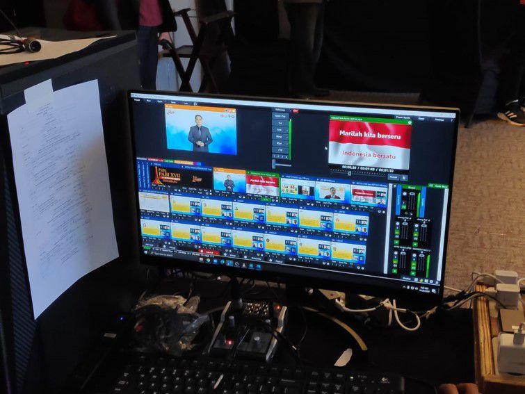 Jasa Live Streaming Foto 1
